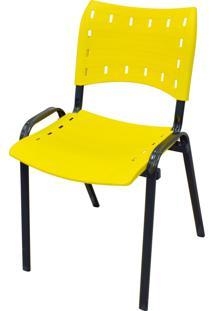 Cadeira Isomix Preto/Amarelo Açomix