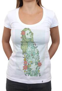 Inked Trinity - Green - Camiseta Clássica Feminina
