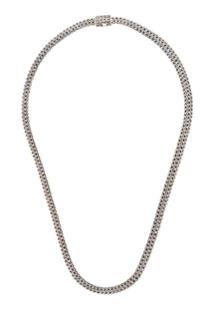 John Hardy Colar Classic Chain Pequeno - Prateado
