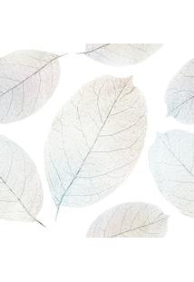 Papel De Parede Adesivo Folhas Secas (0,58M X 2,50M)