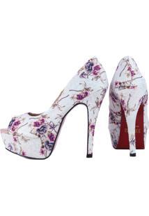 Sapato Torricella Branco