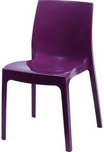 Cadeira Ice S6317 – Or Design. - Roxo