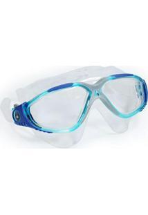 5528208fe Máscara Natação Vista Lente Transparente Aqua Sphe - Unissex
