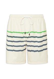 Short Masculino Boardshort Wade - Off White