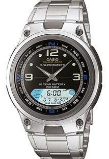Relógio Casio Analógico Digital Aw-82D-1Avdf - Unissex