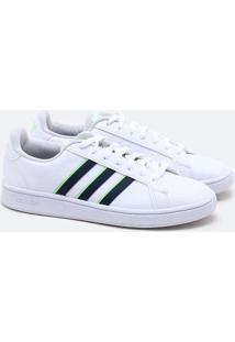 Tênis Adidas Grand Court Base Masculino A Branco