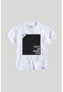 Camiseta Infantil Grande Filho Reserva Mini Masculina - Masculino