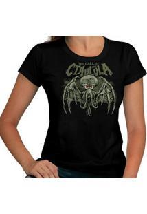 Camiseta Cthulula