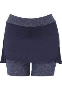 Short Saia Adidas M - Feminino - Roxo