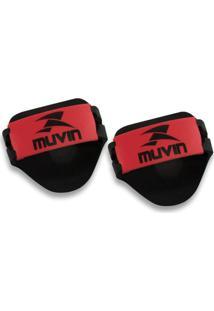 Luvas Musculação Em Eva - Muvin Lva-100 - Unissex