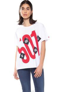 Camiseta Levis Graphic Ex Boyfriend - M