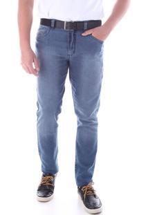 Calça 2207 Jeans Skinny Traymon Azul Claro