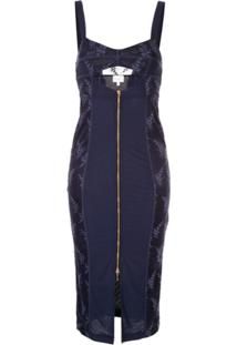 Alice Mccall Loveland Midi Dress - Azul