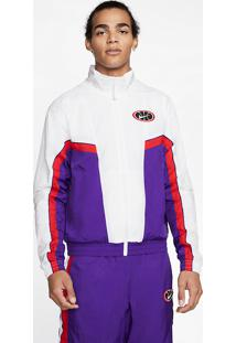 Jaqueta Nike Throwback Masculina