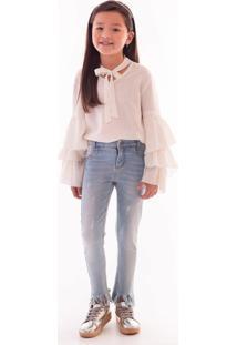 Calça Mrx Jeans Azul - Tricae