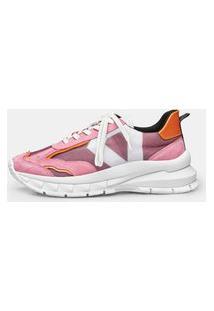 Sneaker S1 - Goiaba 39 Rosa