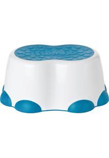 Banquinho Bumbo Termoplástico Azul