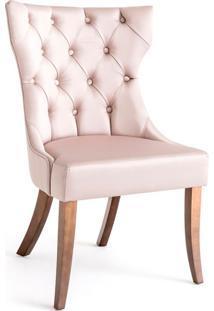 Cadeira De Jantar Manado I Dourado E Imbuia