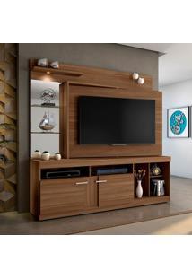 Estante Para Home Theater E Tv Até 60 Polegadas Brasil Rovere