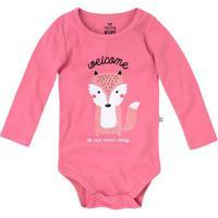31b574285 Body Para Menina Aberto Hering infantil | Shoes4you