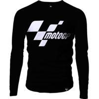 bf9d494a2c Camiseta Motogp Fan Manga Longa - Masculino