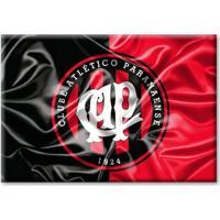 0874b40eb31c Fut Fanatics. Imã Atlético Paranaense Bandeira Ondulada