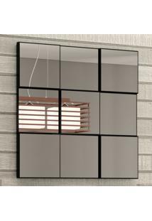Painel Decorativo Com Espelho Tb86 - Dalla Costa