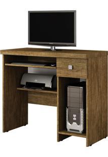 Mesa Para Computador System 1 Gv Ipê