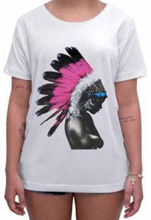 Camiseta Impermanence Estampada Índia Feminina - Feminino