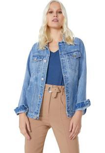 Jaqueta Jeans Basic