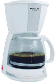 Cafeteira 550W Branco Britânia 220V Cp15