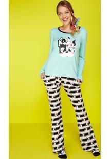 Pijama Visco Dogs