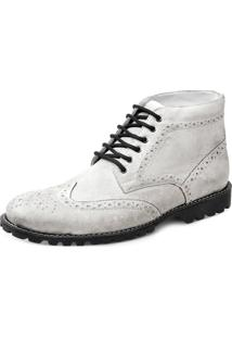 Bota Dress Boot Sandro Moscoloni Usa Branco