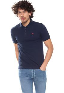 Polo Levis Logo Batwing - S