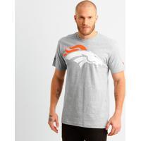 0a8351e6d Camiseta New Era Nfl Denver Broncos - Masculino