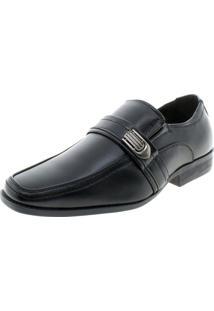 Sapato Infantil Masculino Preto Broken Rules - 95011