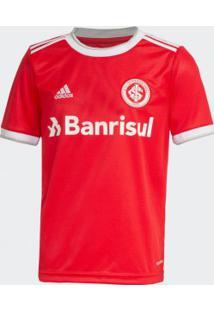 Camisa Infantil Adidas Internacional 2020 S/N