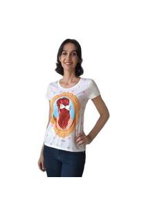 Camiseta Tshirt Calupa Tal Mãe Tal Filha Laço Off White