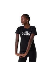 Camiseta Comfy Big Logo Olympikus