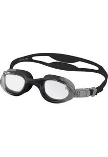 Óculos Para Natação Stream Preto Cristal Unissex Speedo