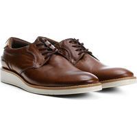 b92aa0e2ba Sapato Casual Couro Walkabout Clássico Masculino - Masculino-Marrom