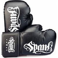 ecfa08ba3 Luva De Boxe Muay Thai Spank Infantil - 6Oz - Unissex