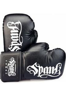 Luva De Boxe Muay Thai Spank Infantil - 6Oz - Unissex