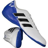 fa247f1752 Chuteira Adidas Nemeziz Messi Tango 18.4 In Futsal Branca