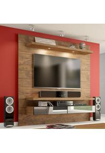 Painel Para Tv 180 Nobre Com Espelho Tb107E - Dalla Costa