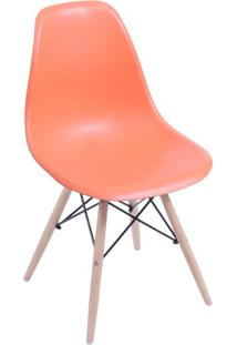 Cadeira Eames Ii Laranja