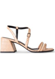 Sandália Super Flare Assimétrica