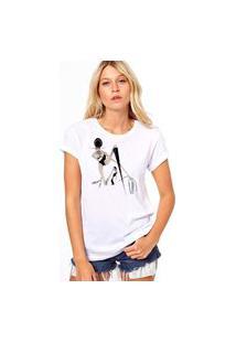 Camiseta Coolest Zumbi Model Branco