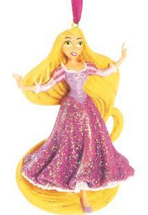 Enfeite Rapunzelâ® Para Pendurar- Lilã¡S & Amarelo- 10Cromus