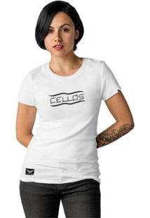 Camiseta Cellos Representation Premium Feminina - Feminino